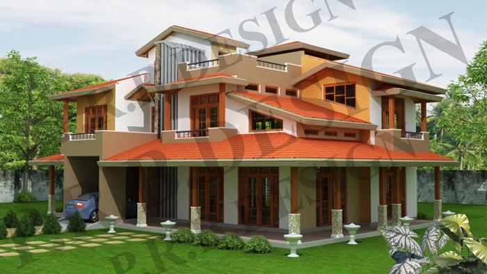 Architectural home plans sri lanka